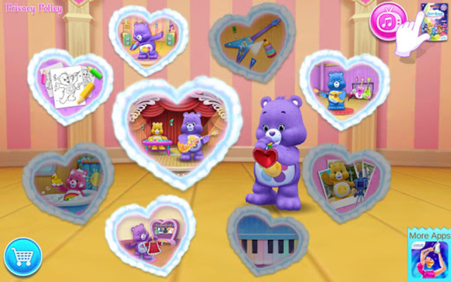 Care Bears Music Band screenshot 6