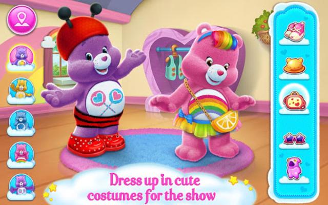 Care Bears Music Band screenshot 1
