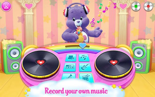 Care Bears Music Band screenshot 2