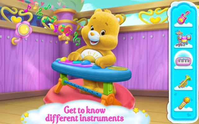 Care Bears Music Band screenshot 3