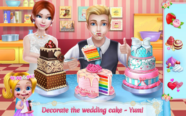 Wedding Planner 💍 - Girls Game screenshot 2