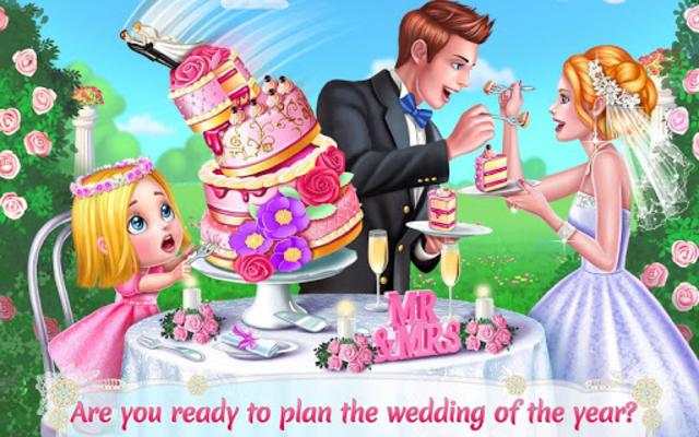 Wedding Planner 💍 - Girls Game screenshot 4