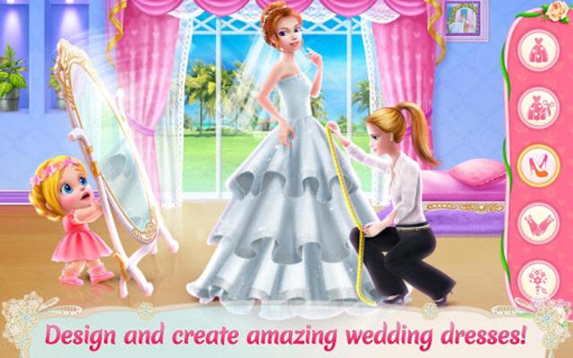 Wedding Planner 💍 - Girls Game screenshot 5