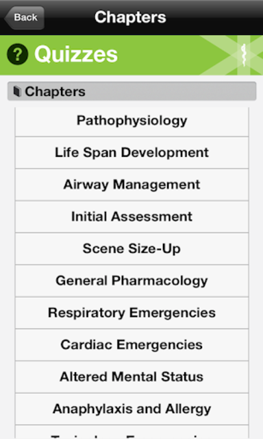 EMT Tutor  NREMT-B Study Guide screenshot 17