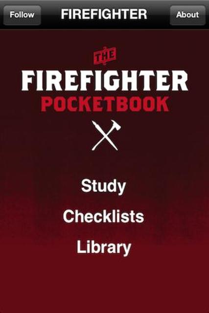Firefighter Pocketbook screenshot 1