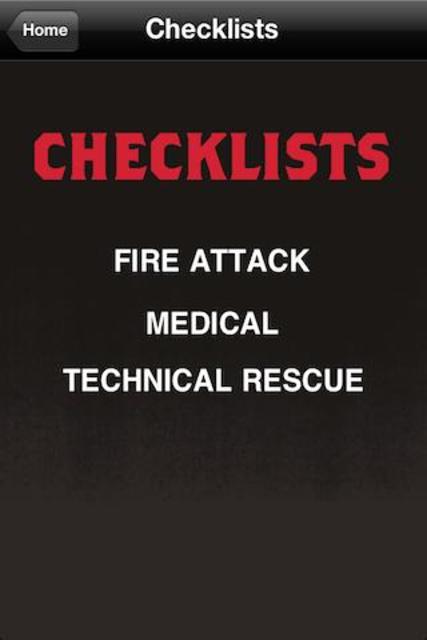 Firefighter Pocketbook screenshot 2