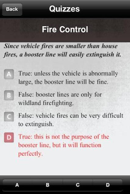 Firefighter Pocketbook screenshot 5