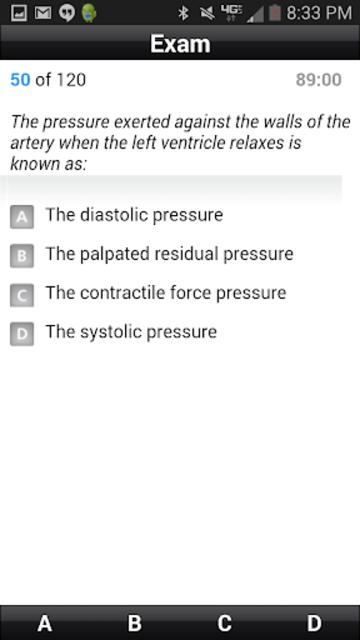 NREMT Simulator - Exam Prep screenshot 2