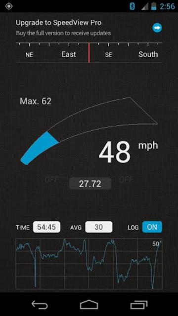 SpeedView: GPS Speedometer screenshot 3