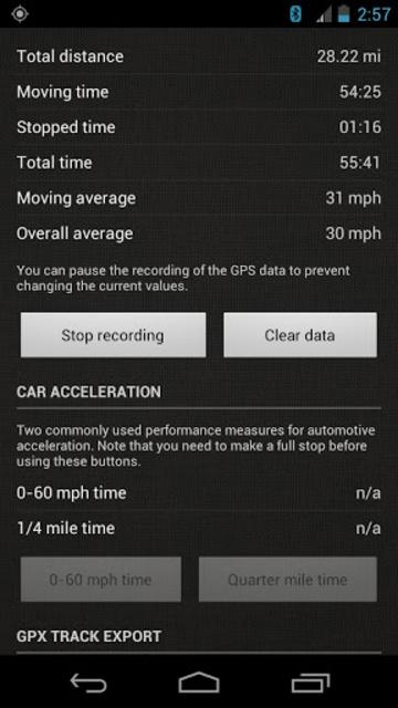 SpeedView: GPS Speedometer screenshot 5