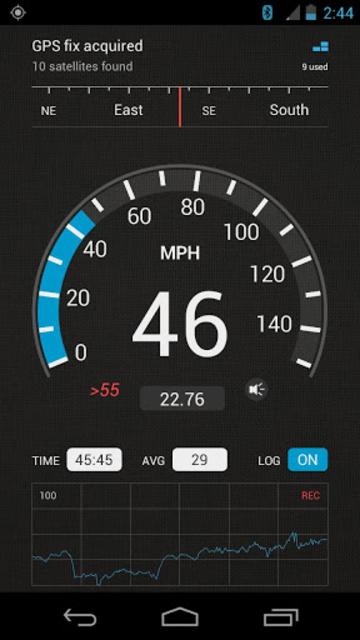 SpeedView Pro screenshot 1