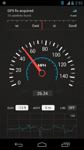 SpeedView Pro screenshot 2