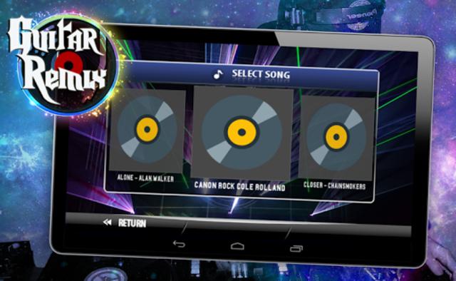 Guitar Hero DJ Remix 🎸 screenshot 2