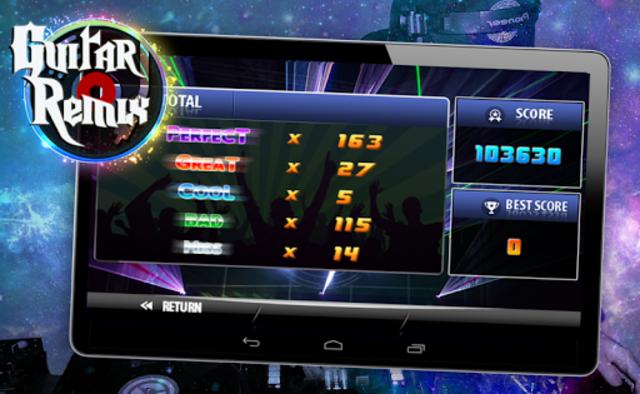 Guitar Hero DJ Remix 🎸 screenshot 3