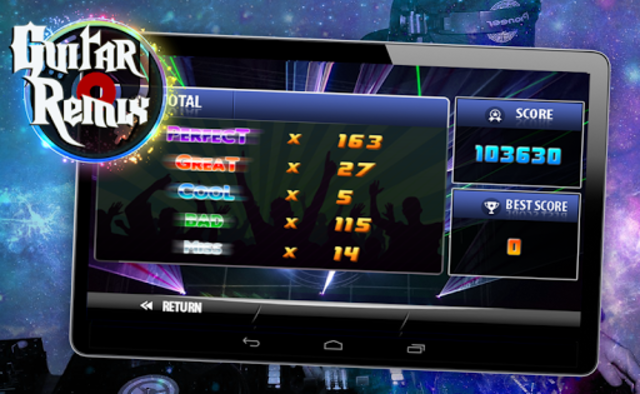 Guitar Hero DJ Remix 🎸 screenshot 9
