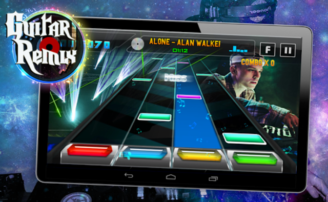 Guitar Hero DJ Remix 🎸 screenshot 1