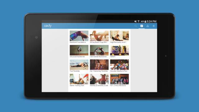 Alo Moves - Yoga Classes screenshot 6
