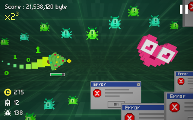 Cursor The Virus Hunter (3D) screenshot 8