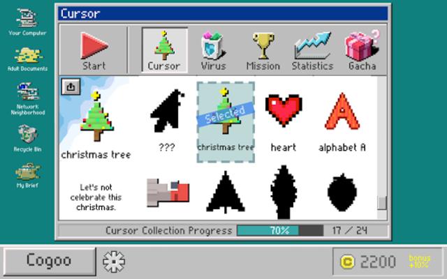 Cursor The Virus Hunter (3D) screenshot 10