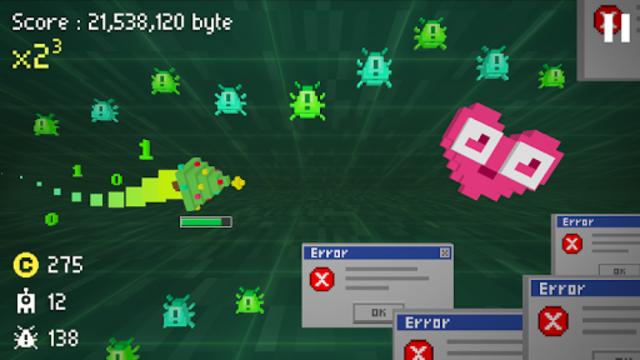 Cursor The Virus Hunter (3D) screenshot 3
