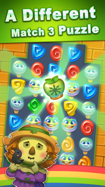 Wicked OZ Puzzle (Match 3) screenshot 3