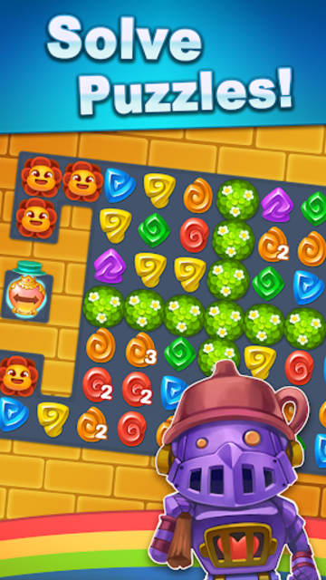 Wicked OZ Puzzle (Match 3) screenshot 4
