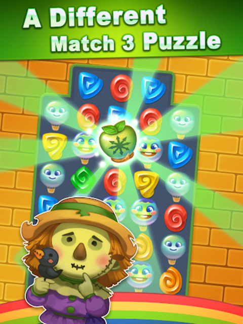 Wicked OZ Puzzle (Match 3) screenshot 11