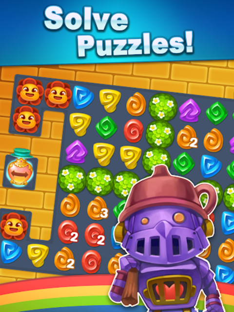 Wicked OZ Puzzle (Match 3) screenshot 12