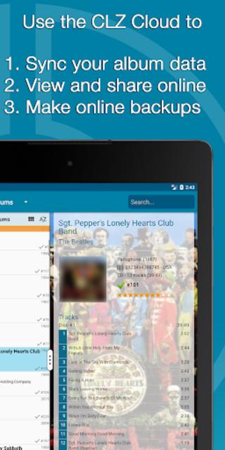 CLZ Music - Music Database screenshot 7