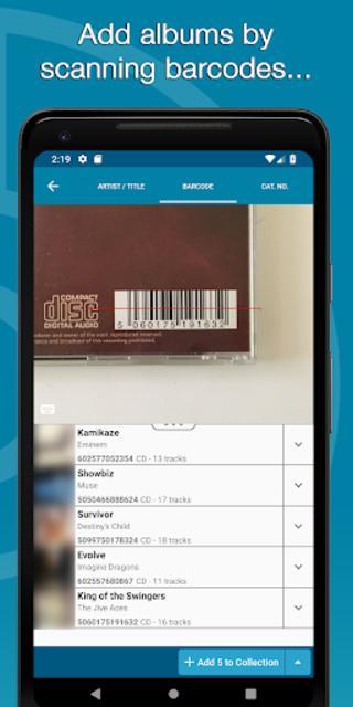CLZ Music - Music Database screenshot 3
