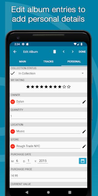 CLZ Music - Music Database screenshot 5
