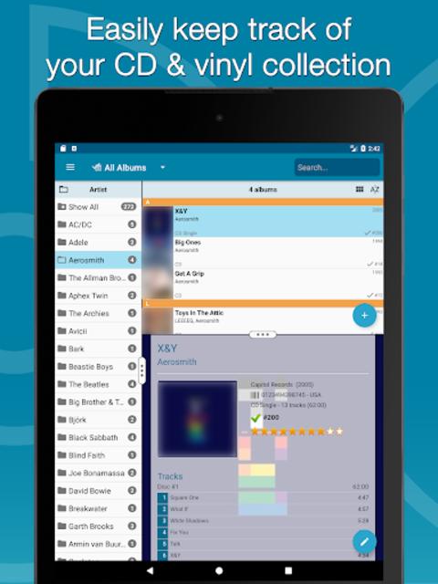 CLZ Music - Music Database screenshot 8