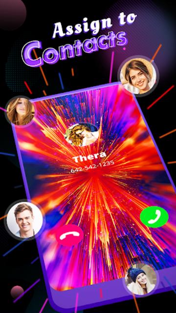 Color Call Screen - Phone Caller Screen Themes screenshot 4