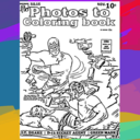 Coloring page maker - turn photos into coloring pages.