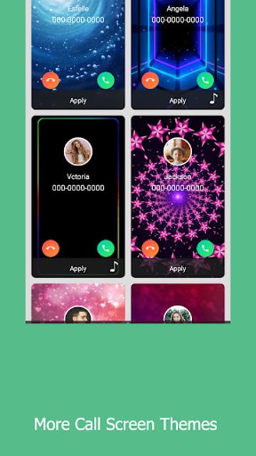 Color Call Flash - Screen Themes, LED FlashLight screenshot 2