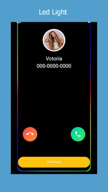 Color Call Flash - Screen Themes, LED FlashLight screenshot 3
