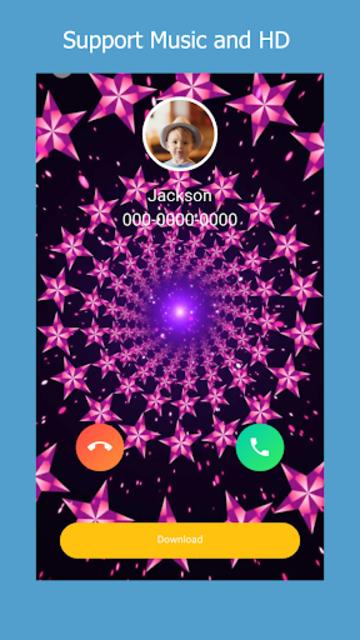 Color Call Flash - Screen Themes, LED FlashLight screenshot 4
