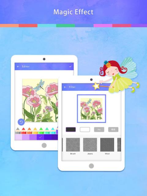Coloring Book 2019 screenshot 17