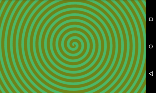 Hypnosis: Hypnotic Spirals screenshot 1
