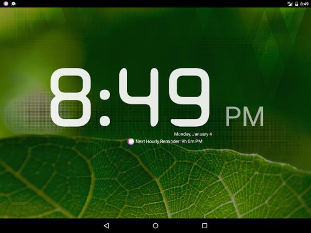 Hourly Reminder Pro (Talking) screenshot 14