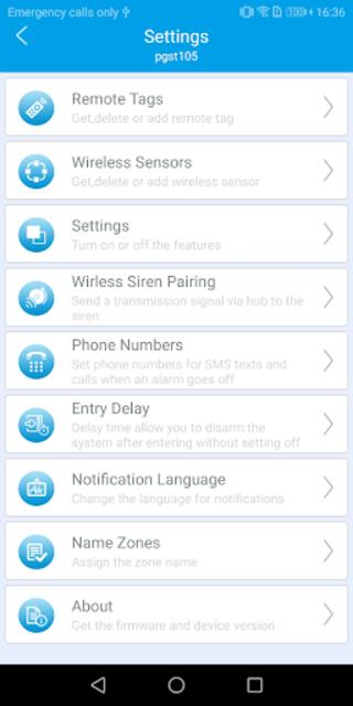 Easy Security screenshot 8
