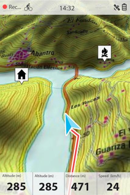 TwoNav GPS: Premium screenshot 1