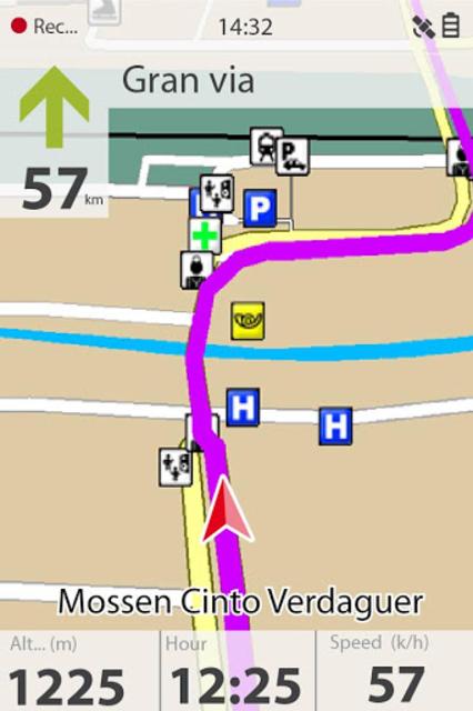 TwoNav GPS: Premium screenshot 4