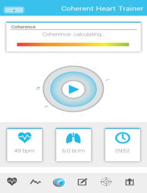 Coherence Heart Trainer screenshot 10