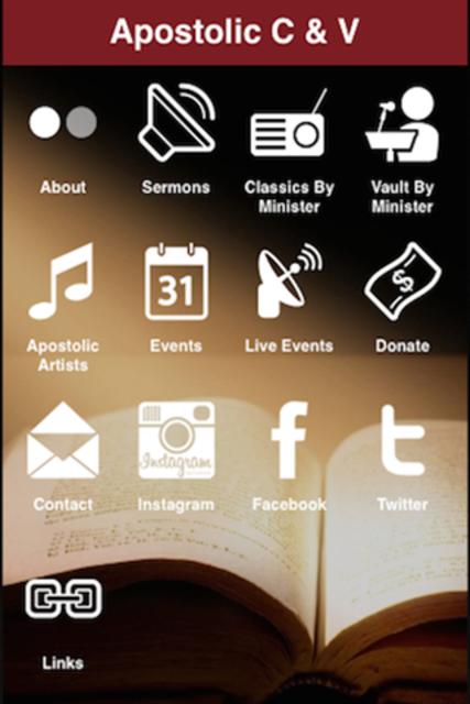 Apostolic C&V screenshot 1
