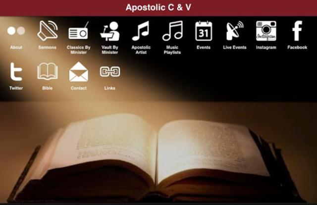 Apostolic C&V screenshot 3