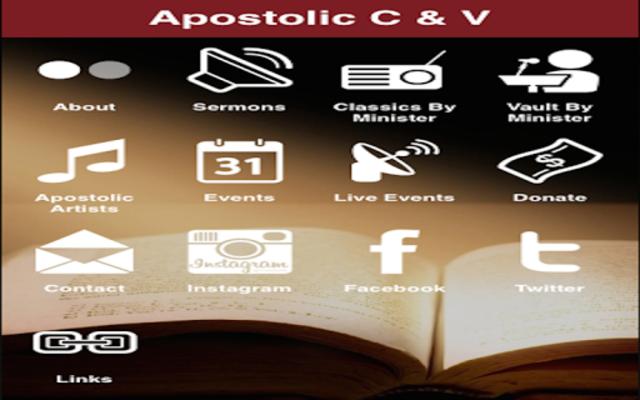 Apostolic C&V screenshot 4
