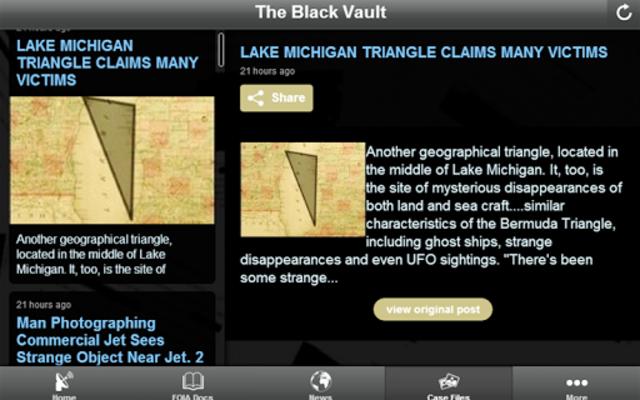 The Black Vault screenshot 3