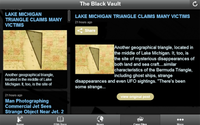 The Black Vault screenshot 5