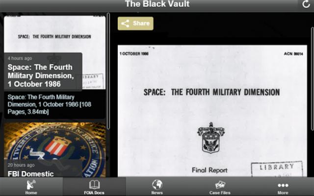 The Black Vault screenshot 6